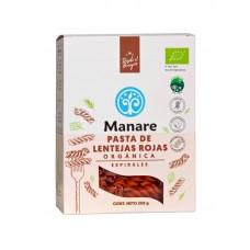 Espirales Lenteja Roja Orgánica 250g| Manare