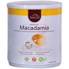 Bebida de Macadamia 400grs | Andes Soul