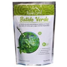 Batido Verde 300grs    Andes Soul