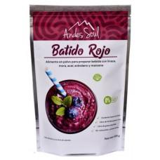 Batido Rojo 300grs    Andes Soul