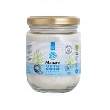 Aceite de Coco Orgánico 200ml | Manare