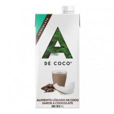 Bebida de Coco con Chocolate 1L | A de Coco