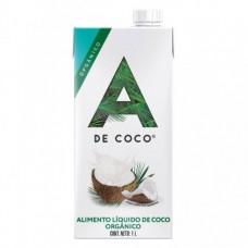 Bebida de Coco con Matcha 1L | A de Coco