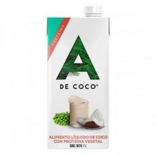 Bebida de Coco con Proteína  1L | A de Coco