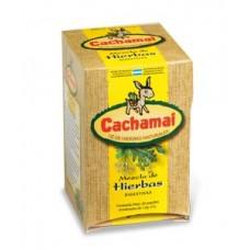 Infusión de Mezcla de Hierbas Digestivas 20g (20 bolsitas) | Cachamai