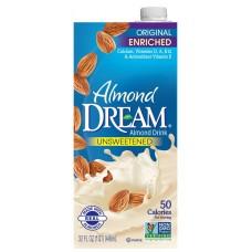 Alimento Líquido de Almendra Sin Azúcar Enriquecido 946ml |Dream
