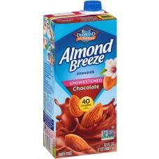 Alimento Líquido de Almendra Chocolate Sin Azúcar Enriquecido 946ml |Blue Diamond