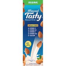Alimento Líquido de Almendra Sin Azúcar Sin Gluten 1Lt |Tasty