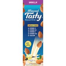 Alimento Líquido de Almendra Vainilla Sin Azúcar Sin Gluten 1Lt |Tasty