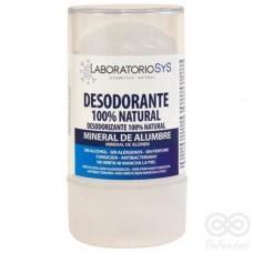 Desodorante Piedra Alumbre 120g | SyS