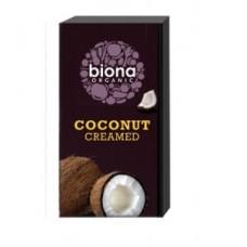 Crema de Coco Orgánico 200grs Biona (CREAMED COCONUT ORGANIC)