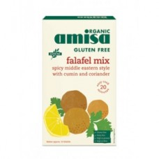 Falafel Mix Organic Gluten Free 160grs Amisa