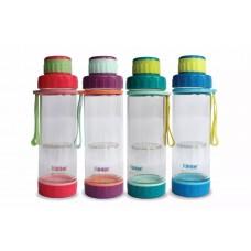 Botella Té Vidrio con Filtro (Para el agua caliente) 410mL Keep