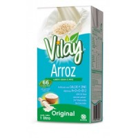 Bebida Vegetal Arroz Original - 1L Vilay