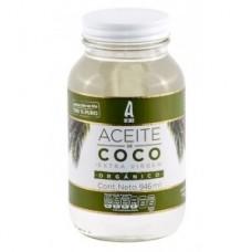 Aceite de Coco Extra Virgen Orgánico 866grs   A de Coco