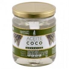 Aceite de Coco Extra Virgen Orgánico 384g | A de Coco