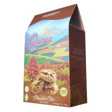 Mini Galletas de Quínoa con Chips de Chocolate y Chía, Sin Gluten 100g | Mesonot