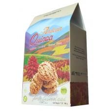 Galletas de Quinoa con Coco, Vainilla y Chía, Sin Gluten 198g | Mesonot