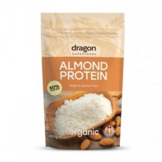 Proteína de Almendra en Polvo Orgánico 200grs|Dragon