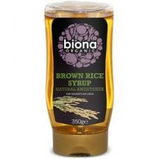 Jarabe de Arroz Orgánico 350 Biona RICE SYRUP ORGANIC