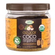 Azúcar de Coco Orgánico 500grs. | Enature