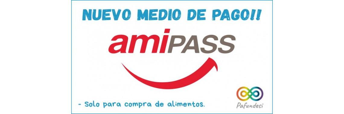 Paga con AmiPass