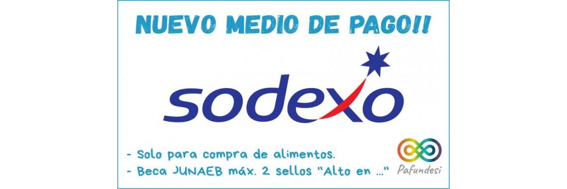 Paga con Sodexo