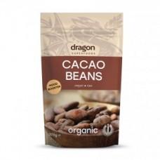 Granos de Cacao crudo Orgánico (CACAO BEANS RAW ORGANIC 200GRS) Dragon
