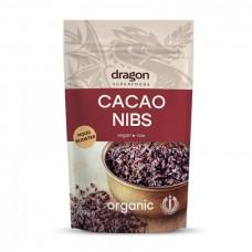 Nibs de Cacao crudo Orgánico (CACAO NIBS RAW ORGANIC 200GRS) Dragon