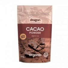 Cacao Crudo en Polvo Orgánico (CACAO POWDER RAW ORGANIC 200GRS) Dragon