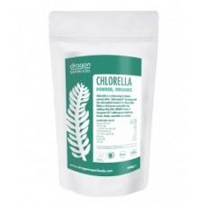 Clorella en Polvo Orgánico (CHLORELLA POWDER RAW ORGANIC 200GRS) Dragon