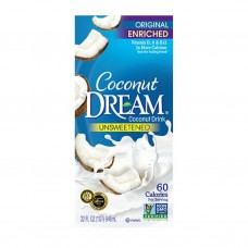 Alimento Líquido de Coco Sin Azúcar Enriquecido 946ml |Dream