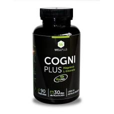 COGNI PLUS Magnesio l-treonato 90cap | Wellplus