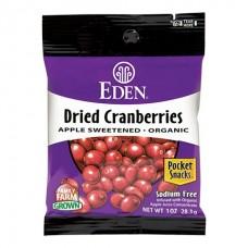 Cranberries Orgánicas 113grs Eden