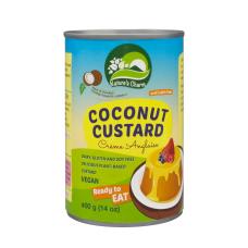 Crema Vegetal de Coco 400ml|Nature's Charm