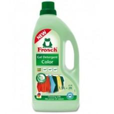 Detergente Líquido Color 1,5L Manzana | Frosch