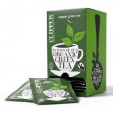 Green Tea (Té verde - 25 bolsitas)|Clipper