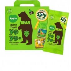 Multipack Rollos de Pura Frutas Bear Yoyos Manzana 20grs X 5