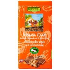 Chocolate Nirvana Orgánico Vegano 100g | Rapunzel
