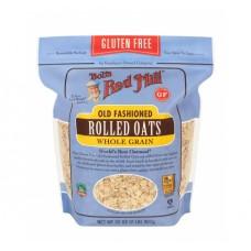 Avena Integral Rolada Libre de Gluten 907g | Bob's Mill