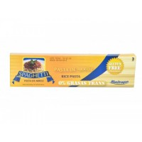 Pasta Spaguetti de Arroz Integral 250grs  Blue Dragon
