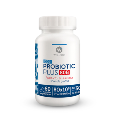 Probiotic Plus 80B (DDS1) 60cap | Wellplus