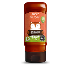 Endulzante 100% natural, Fruit Syrup (Natural Original) 350grs  Sweet Freedom