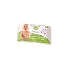 Toalla Humectantes Bebes 60 unidades|Organyc