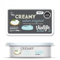 Queso Crema Vegetal 200g |Violife